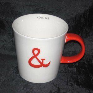 STARBUCKS YOU & ME COFFEE MUG